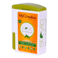Stevia en comprimidos Café Verde con Jengibre Sadiet