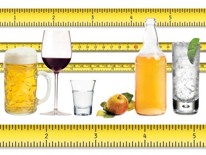 Las bebidas que más nos engordan