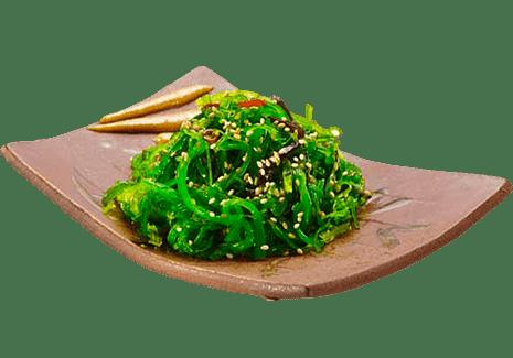 La dieta de las japonesas. Algas Wakame