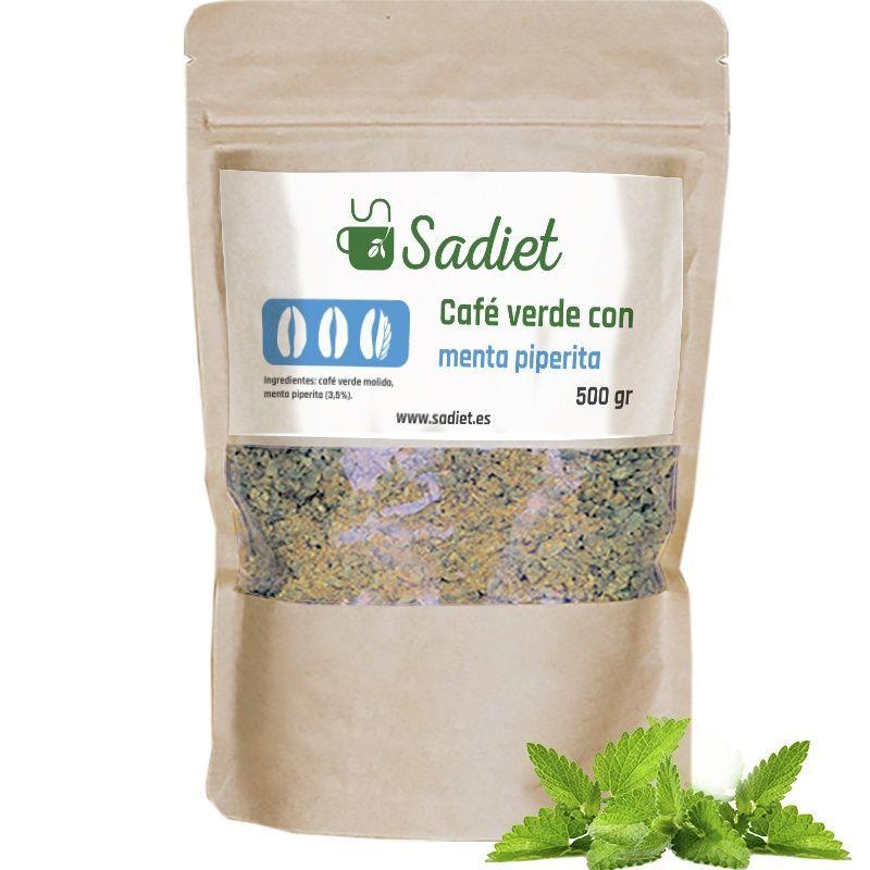 café-verde-con-menta-piperita-500g